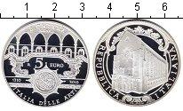 Изображение Монеты Италия 5 евро 2010 Серебро Proof-