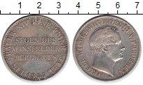 Изображение Монеты Пруссия 1 талер 1851 Серебро XF