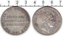 Изображение Монеты Пруссия 1 талер 1828 Серебро XF Фридрих Вильгельм II