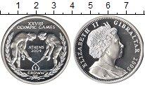 Изображение Монеты Гибралтар 1 крона 2003 Серебро Proof-