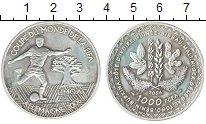 Изображение Монеты КФА 1000 франков 2004 Серебро