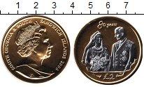 Изображение Монеты Сендвичевы острова 2 фунта 2006 Серебро Proof-