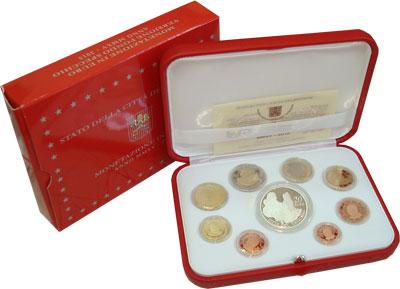 Изображение Подарочные монеты Ватикан Папа римский Франциск, 2015 2015  Proof