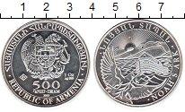 Изображение Монеты Армения 500 драм 2013 Серебро Proof- Ковчег