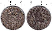 Изображение Монеты Германия 1 марка 1912 Серебро XF F