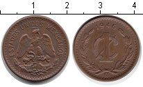 Изображение Монеты Мексика 1 сентаво 1946 Медь XF