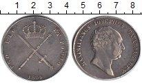 Изображение Монеты Бавария 1 талер 1809 Серебро VF Максимилиан IV Иосиф