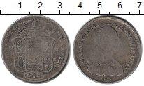 Изображение Монеты Сицилия 1/2 пиастра 1752 Серебро