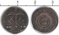 Изображение Монеты Гаити 12 сентим 1813 Серебро