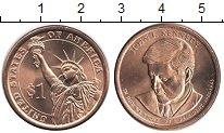 Изображение Мелочь США 1 доллар 2015  UNC-