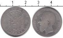 Изображение Монеты Бельгия 2 франка 1869 Серебро VF