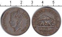 Изображение Монеты Великобритания Восточная Африка 1 шиллинг 1950 Медно-никель VF
