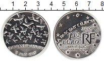 Изображение Монеты Франция 1 1/2 евро 2005 Серебро Proof- 60 лет мира в Европе