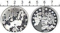 Изображение Монеты Франция 1 1/2 евро 2004 Серебро Proof-
