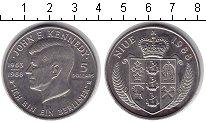 Изображение Монеты Ниуэ 5 долларов 1988 Медно-никель UNC- Дж. Кеннеди