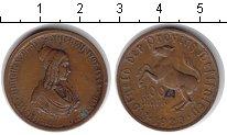 Изображение Монеты Вестфалия 100 марок 1923 Медь VF Конь