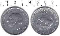 Изображение Монеты Вестфалия 50000000 марок 1923 Алюминий XF Минилтер вон Штейн.