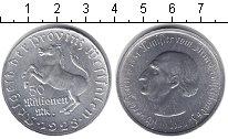Изображение Монеты Вестфалия 50000000 марок 1923 Алюминий UNC- Минилтер вон Штейн.