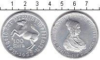 Изображение Монеты Вестфалия 100 марок 1923 Алюминий VF Конь