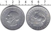 Изображение Монеты Вестфалия 50.000.000 марок 1923 Алюминий UNC- Минилтер вон Штейн.