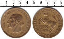 Изображение Монеты Вестфалия 10.000 марок 1923  XF Минилтер вон Штейн.