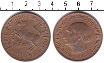 Изображение Монеты Вестфалия 10 марок 1921  XF Минилтер вон Штейн.