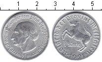 Изображение Монеты Вестфалия 1 марка 1921 Алюминий XF Минилтер вон Штейн.