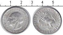 Изображение Монеты Германия Вестфалия 1 марка 1921 Алюминий XF