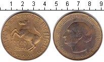 Изображение Монеты Вестфалия 10000 марок 1923 Медь XF Минилтер вон Штейн.