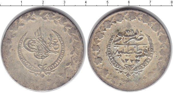 Картинка Монеты Турция 100 пар Серебро 1223