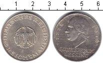 Изображение Монеты Веймарская республика 3 марки 1929 Серебро UNC- Лессинг