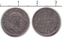 Изображение Монеты Пруссия 1/2 гроша 1828 Серебро VF