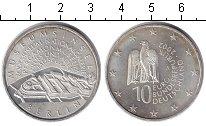 Изображение Монеты Германия 10 евро 2002 Серебро Proof- Музей. Берлин