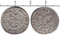 Изображение Монеты Нюрнберг 2 1/2 крейцера 1778 Серебро