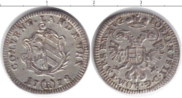 Картинка Монеты Нюрнберг 2 1/2 крейцера Серебро 1778