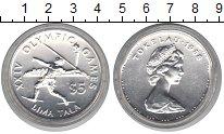 Изображение Монеты Токелау 5 тала 1988 Серебро UNC-