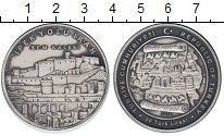 Изображение Монеты Турция 50 лир 2013 Серебро Proof- Карта. Стена