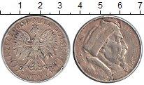 Изображение Монеты Польша 10 злотых 1933 Серебро VF Ян III Собесский