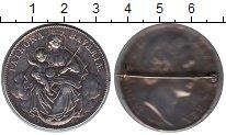 Изображение Монеты Бавария 1 талер 1869 Серебро  Брошь. Людовик II. М