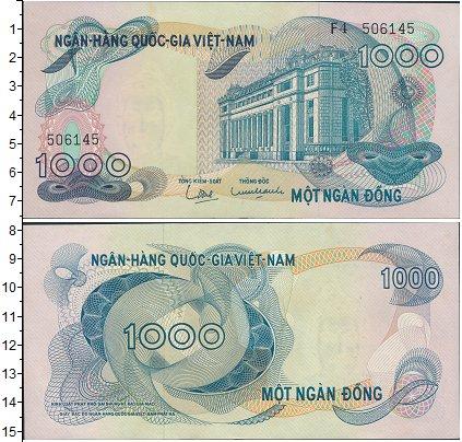 Картинка Банкноты Вьетнам 1.000 донг  0