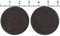Изображение Монеты Австрия 3 крейцера 1800 Медь