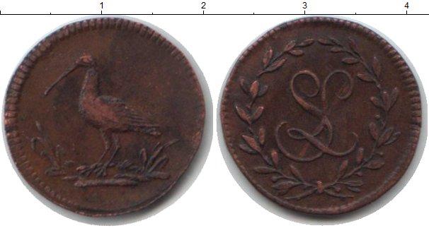 Картинка Монеты США жетон Медь 0