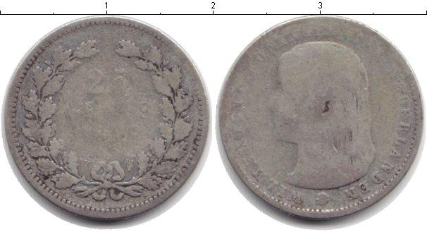 Картинка Монеты Нидерланды 25 центов Серебро 0