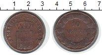 Изображение Монеты Греция 10 лепт 1853 Медь VF