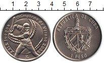 Изображение Монеты Куба 1 песо 2006 Медно-никель UNC-