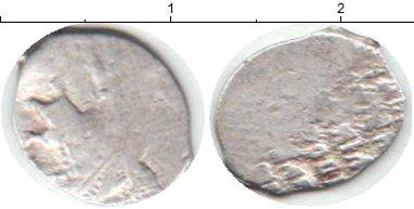 Картинка Монеты 1613 – 1645 Михаил Федорович 1 копейка  1613