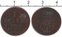Изображение Монеты Брауншвайг-Люнебург-Каленберг-Ганновер 1 пфенниг 1770 Медь VF