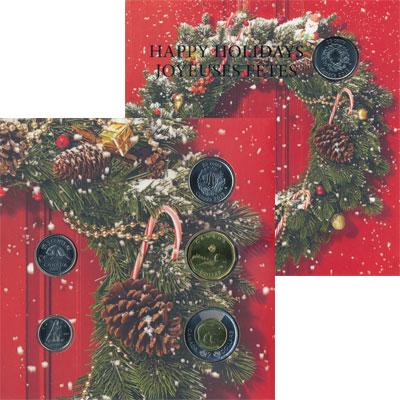 Изображение Подарочные наборы Канада С Новогодними праздниками! 2013  AUNC Новогодний подарочны