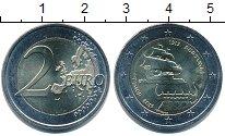 Изображение Мелочь Португалия 2 евро 2015 Биметалл UNC