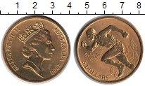 Изображение Монеты Австралия 5 долларов 2000  UNC- Елизавета II. Олимпи